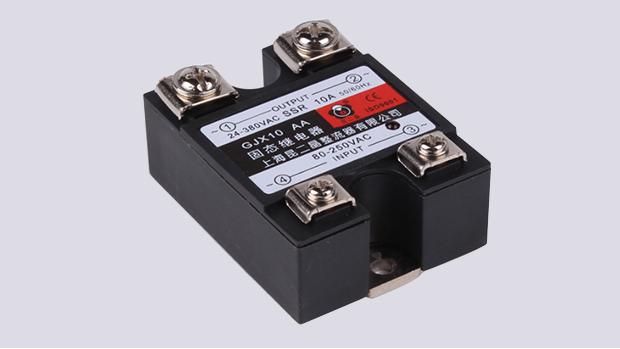 交流控交流固态继电器