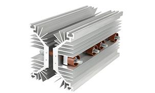 水冷式铝型材散热器