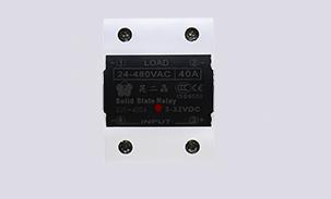 直流控交流固态继电器(新款)