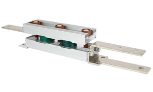 SL500A旁路软启动散热器90-132KW