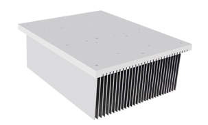55-90KW在线软启动散热器
